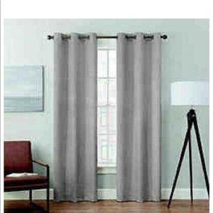 NWOT Brookstone® Velvet 2-Pack 100% Curtain